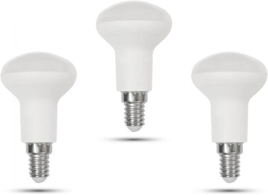 Retlux R50 E14 Spot 6W studená bílá, 3 ks