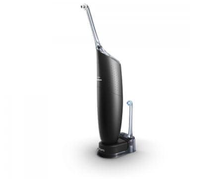 Philips Sonicare oralni tuš AirFloss Ultra Black HX8432/03