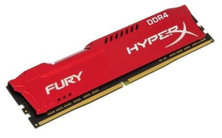 Kingston radna memorija DDR4 HyperX FURY Red 16 GB/2133MHz, CL14, DIMM (HX421C14FR/16)