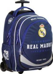 Real Madrid ruksak s kotačima Trolley 1