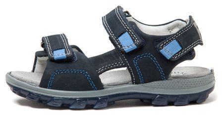 02a8d8420a3d Primigi chlapecké sandály 28 tmavě modrá