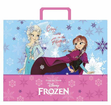 Frozen torba z ročajem