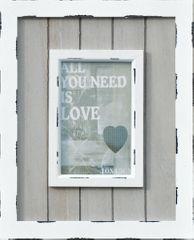 Postershop 1 ablakos képkeret (314639WNW)