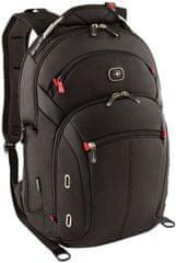 """Wenger Gigabyte hátizsák MacBook Pro- ra (15"""") és iPad- ra, fekete"""