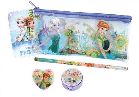 Frozen otroški set 4/1 v peresnici