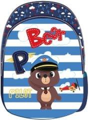 Street nahrbtnik Kids Big Captain Bear