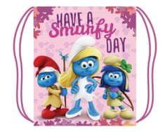 Smurfs vrečka za copate