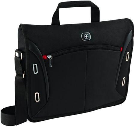 """Wenger Developer MacBook Pro táska (15""""), fekete"""