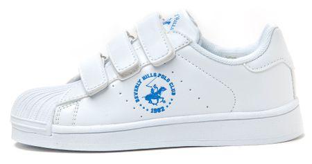 Beverly Hills Polo dětské tenisky 34 biela