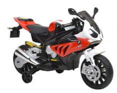Hecht S1000RR - motorový motocykl BMW - červený