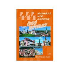 David Petr: 444 historických měst a městeček České republiky
