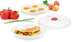 Tescoma Miska na omelety a sádzané vajcia PURITY MicroWave