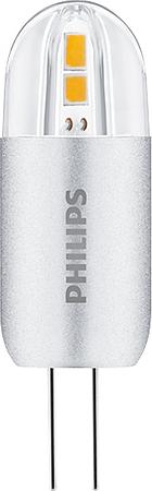 PHILIPS CorePro LEDcapsuleLV 1,7W 830 G4 ND