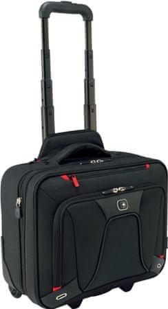 Wenger Transfer koffer, fekete