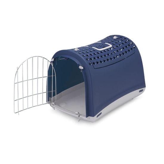 IMAC Prepravka pre mačky a psov Cabrio modrá
