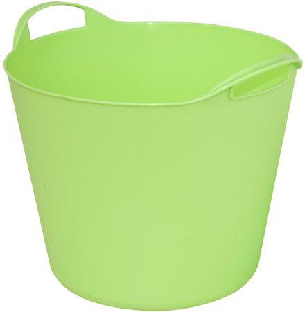 ArtPlast Wielofunkcyjny praktyczny kosz 42 l, zielony
