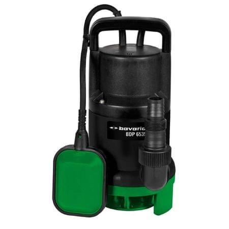 Einhell Bavaria Black potopna črpalka za umazano vodo BDP 6535