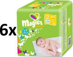 Magics Flexidry Mini Megapack, 144 db