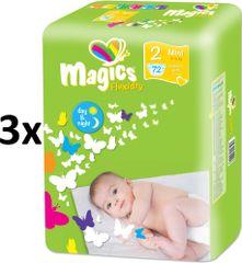 Magics Flexidry Mini Ecopack, 216 db