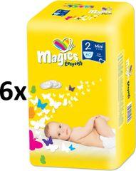 Magics Easysoft 2 Mini (3-6 kg) Megapack 360 ks (6x60 ks)
