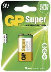 GP baterie alkaliczne GP Super (9V)