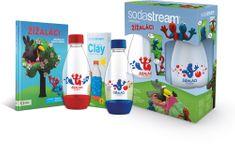 Sodastream detský set dáždovky 2 fľaše