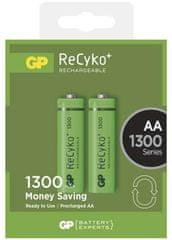 GP Akumulatory GP ReCyko+ 1300 (AA) – 2 szt.