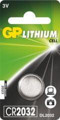 GP BATERIA GP CR2032 3V 210MAH