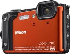 Nikon aparat fotograficzny Coolpix W300 + 2w1 pasek do pływania