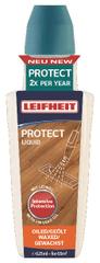 """LEIFHEIT Prostriedok """"Protect"""" pre starostlivosť o parkety a olejované / voskované podlahy"""