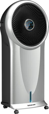 SENCOR SFN 9011SL Párásító ventilátor outlet