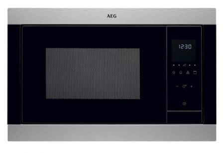 AEG vgradna mikrovalovna pečica MSB2547D-M