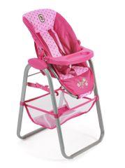 Bayer Chic Jedálenská stolička pre bábiku