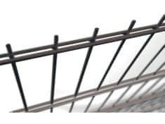 Svařovaný panel SUPER Fe 2500×1430 mm - výška 143 cm