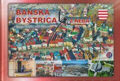 Paprčka a kolektív Milan: Banská Bystrica z neba - Banská Bystrica from Heaven
