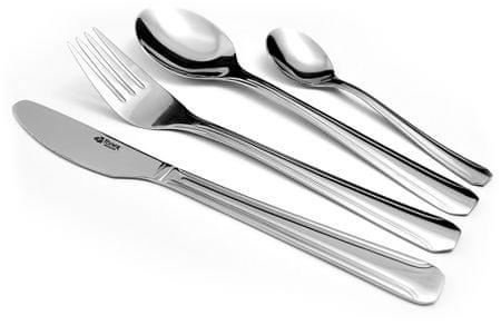 Toner 16-dílná jídelní souprava příborů pro 4 osoby Octagon