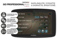 TomTom nawigacja GO PROFESSIONAL 620 - LIFETIME