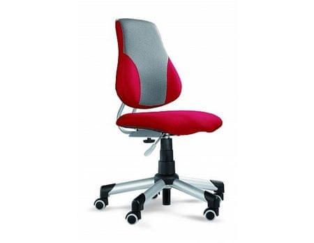 Rostoucí dětská židle Actikid 2, čalounění 41, univerzální kolečka