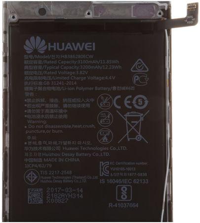 Huawei bateria HB386280ECW P10, Li-Ion