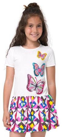 312a03529e Desigual lány ruha Providence 116 többszínű | MALL.HU