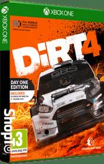 Codemasters Dirt 4 za XONE