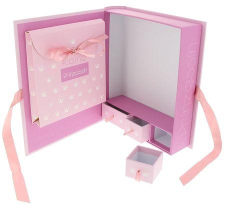 Goldbuch Emlékgyűjtő doboz, Kis hercegnő