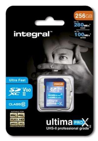 Integral memorijska kartica 256GB UltimaPro X2