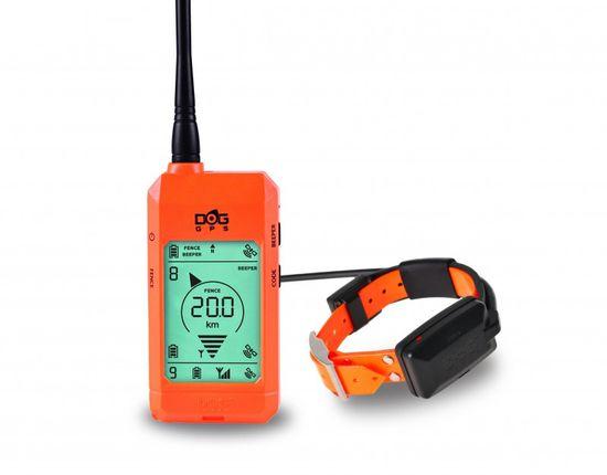 DOG trace Vyhľadávacie zariadenie DOG GPS X20 orange