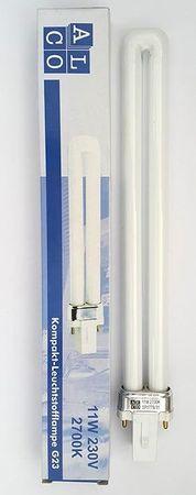 Alco varčna žarnica G23, 230 V, 11 W, 234 mm