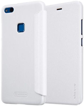 Nillkin Etui Sparkle Folio (Huawei P10 Lite), białe