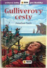 Swift Jonathan: Guliverovy cesty - Světová četba pro školáky