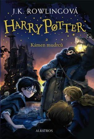 Rowlingová Joanne Kathleen: Harry Potter a kámen mudrců