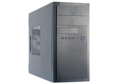 Chieftec kućište HT-01B-350GPB mATX 350W USB3