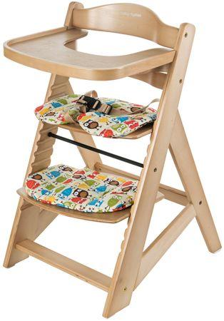 Sun Baby Dřevěná rostoucí židlička Woody - rozbaleno